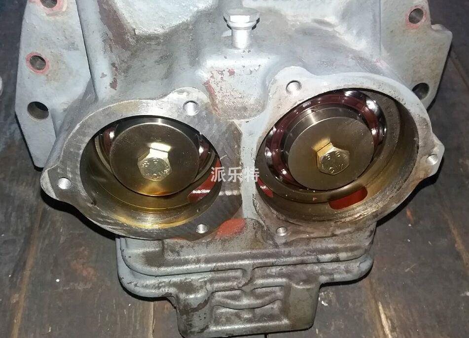 阿特拉斯空压机37kw维修 维修原因:主机内部结焦积碳